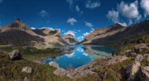 Озеро Ала-Кель